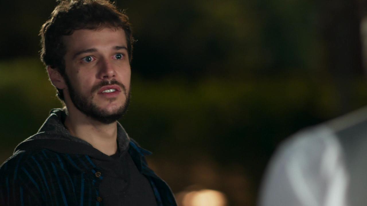 """Giovanni (Jayme Matarazzo) em cena de """"Haja Coração"""" (Foto: Reprodução/Globo)"""