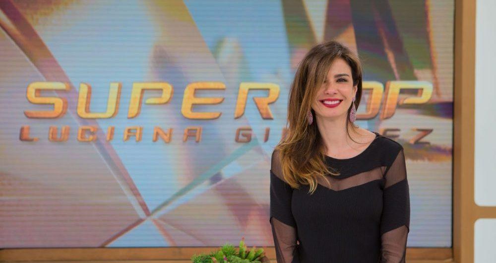 Luciana Gimenez comanda o Superpop na RedeTV! Foto: Divulgação