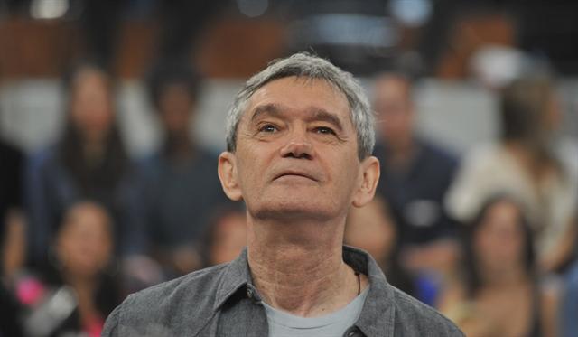 Serginho Groisman (Foto: Globo/Reinaldo Marques)