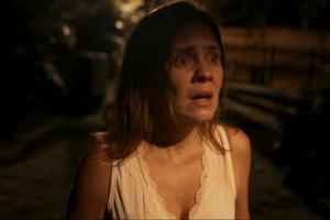 """Fátima (Adriana Esteves) em cena de """"Justiça"""" (Foto: Reprodução/Globo)"""