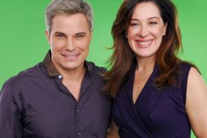 Edson Celulari e Claudia Raia