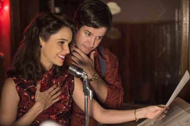 Saulo (Murilo Benício) e Veronica (Debora Falabella) (Foto: Globo/Estevam Avellar)