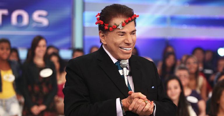 Silvio Santos é um mito no SBT (Foto divulgação)