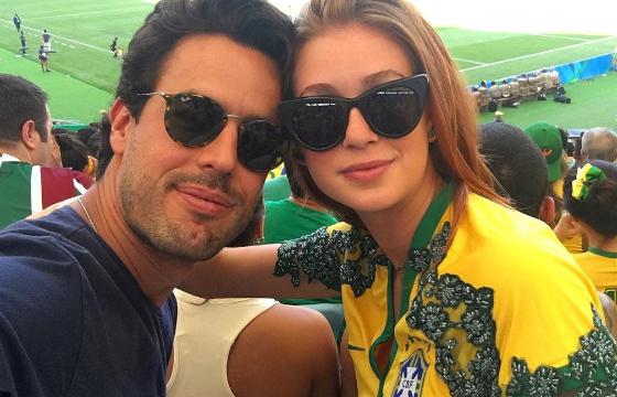 Marina Ruy Barbosa e Xandinho Negrão (Foto: Divulgação)