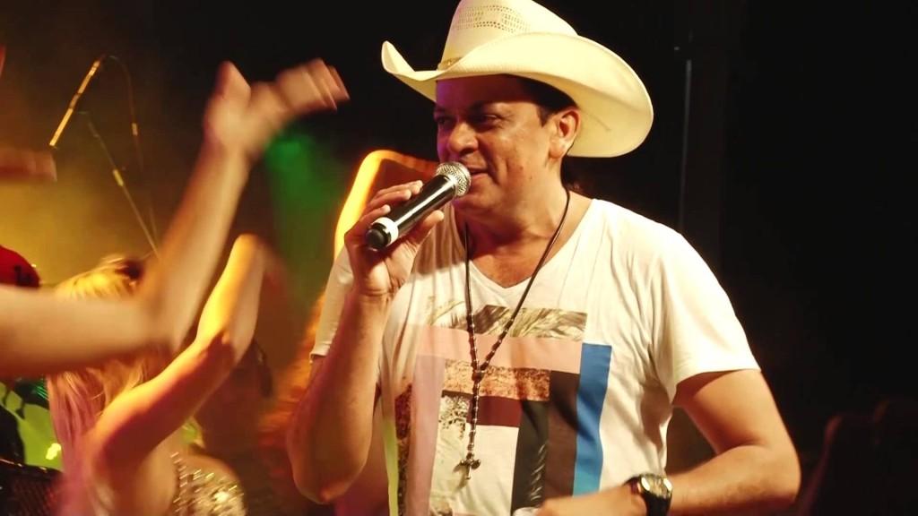 O cantor Frank Aguiar. (Foto: Reprodução)