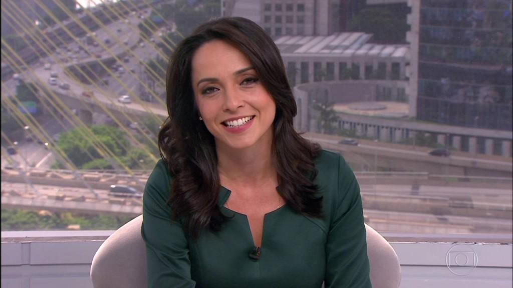 Izabella Camargo foi demitida da Globo. (Foto: Reprodução/Globo)