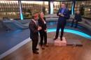 """Programa """"É Campeão"""" foi o principal destaque na cobertura do canal. (Foto: Reprodução)"""