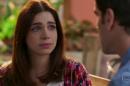 """Shirlei (Sabrina Petraglia) em cena de """"Haja Coração"""" (Foto: Reprodução/Globo)"""