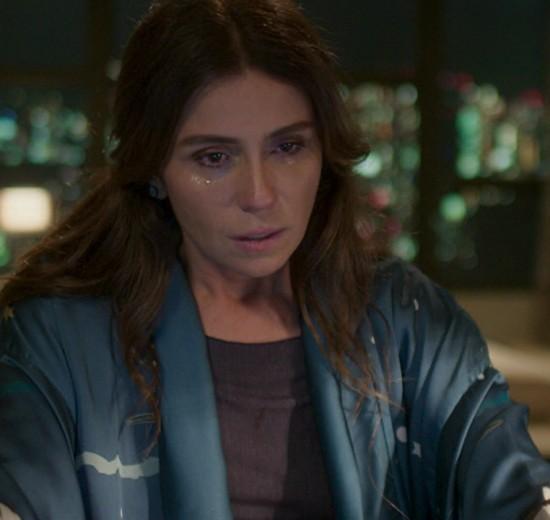 """Giovanna Antonelli (Alice) em cena de """"Sol Nascente"""" (Foto: Reprodução/Globo)"""