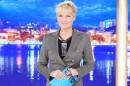 Xuxa em seu programa na Record (Foto: Blad Meneghel)