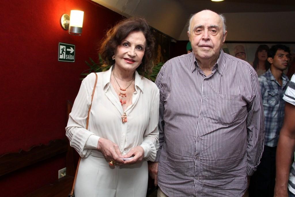 Mauro Mendonça e Rosamaria Murtinho (Foto: Divulgação)