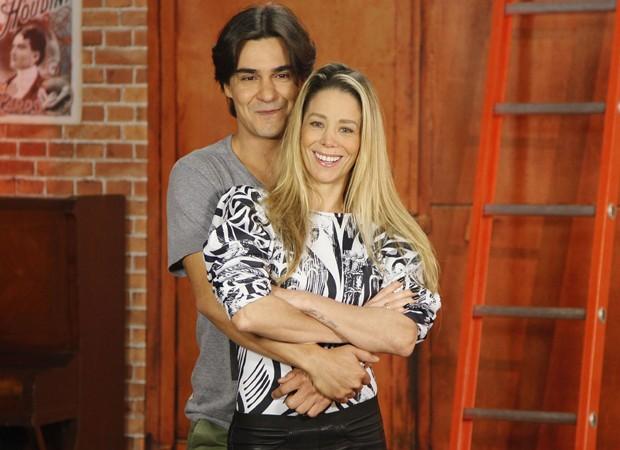André Gonçalves e Danielle Winits são casados (Foto: Divulgação)