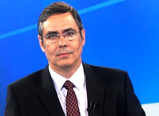 Fabio Panunzio se demitiu da Band após polêmica briga com secretário de Jair Bolsonaro (Foto: Divulgação)