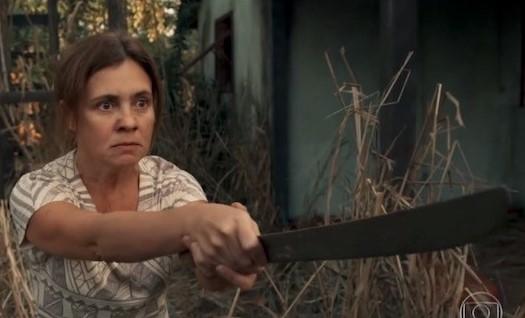 Cena de Justiça com Adriana Esteves