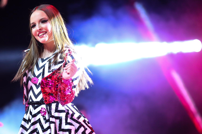 ed740f37bb620 Larissa Manoela faz mega show no Rio de Janeiro – TV Foco