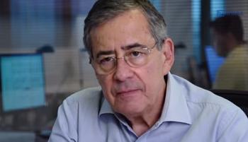 O jornalista Paulo Henrique Amorim morreu aos 77 anos de idade; atualmente, ele era contratado da Record (Foto: Divulgação)