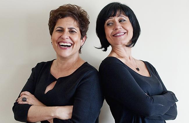 Thelma Guedes e Duca Rachid. (Foto: Divulgação)