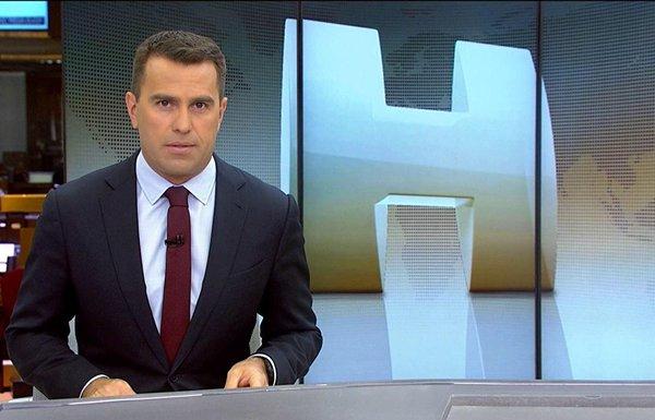 Resultado de imagem para Rodrigo Bocardi jornal nacional