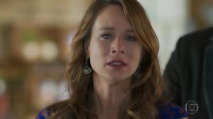 """Tancinha (Mariana Ximenes) em cena de """"Haja Coração"""" (Foto: Reprodução/Globo)"""