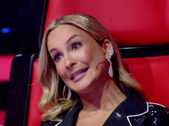 Claudia Leitte levou toco de participante no The Voice desta quinta-feira (20)