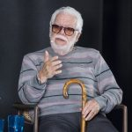 """Manoel Carlos em entrevista ao """"Ofício em Cena"""", na GloboNews (Foto: Globo/Estevam Avellar)"""