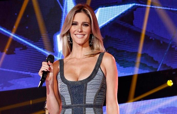 """Fernanda Lima comanda o """"SuperStar"""". (Foto: Raphael Dias/Gshow)"""