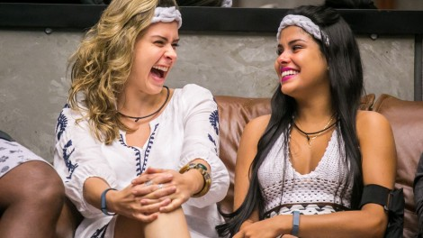 Ana Paula Renault e Munik na última edição do programa em 2016 (Foto: Divulgação)
