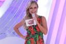 Eliana em seu programa no SBT (Foto: Leonardo Nones/SBT)