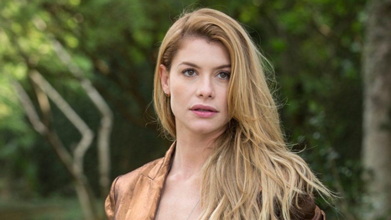 """Alinne Moraes Sex rock story"""": diana consegue prova contra lázaro e salva gui"""