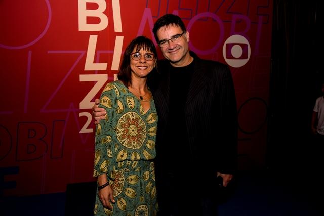 Beatriz Azeredo e Sergio Valente (Foto: Globo/César Alves)