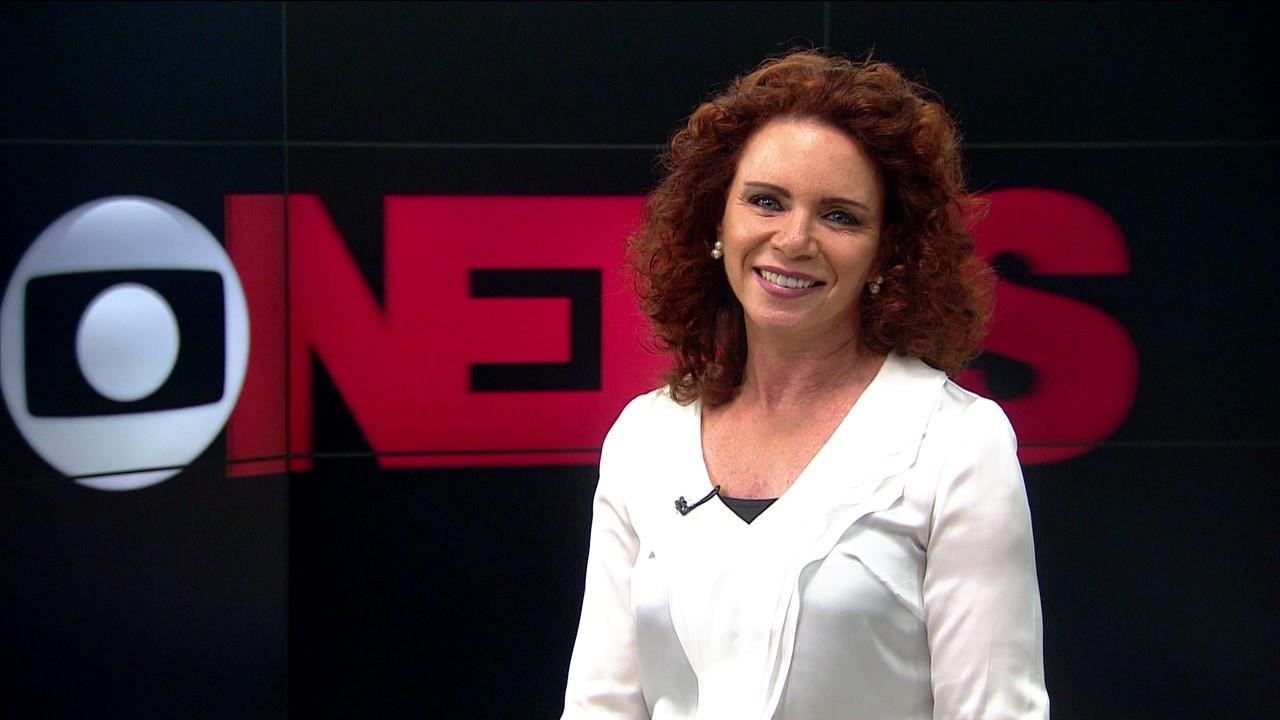 Leilane Neubarth globo (Foto: Divulgação)