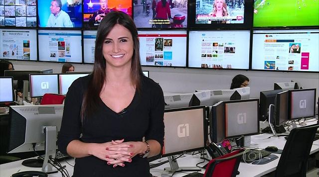 Mari Palma vem crescendo na Globo (Foto: Reprodução)