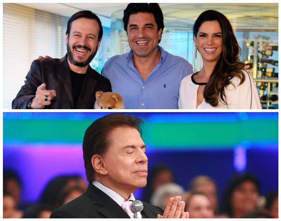 """O """"Melhor Pra Você"""" e Silvio Santos estão nessa edição do """"Subiu, Desceu!"""""""