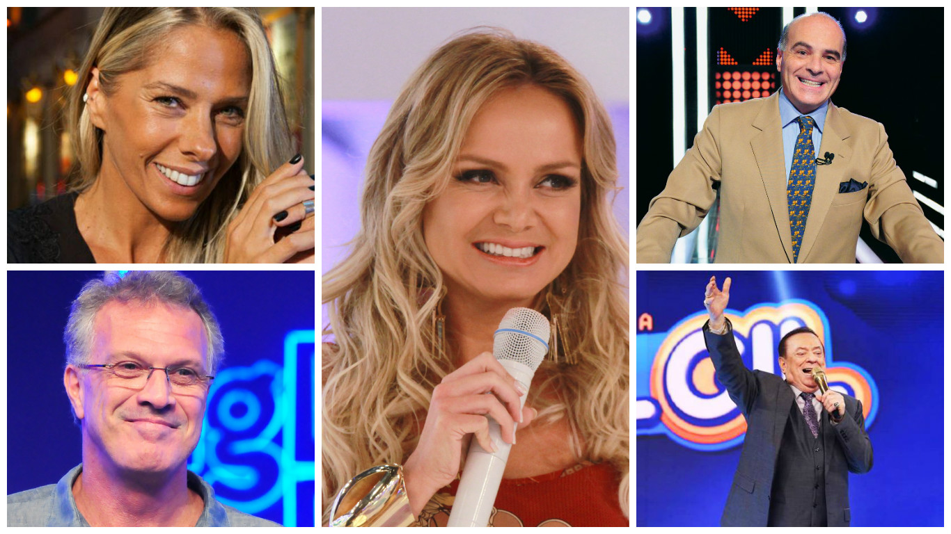 Mudanças nas emissoras e troca de apresentadores (Foto montagem: TVFOCO)