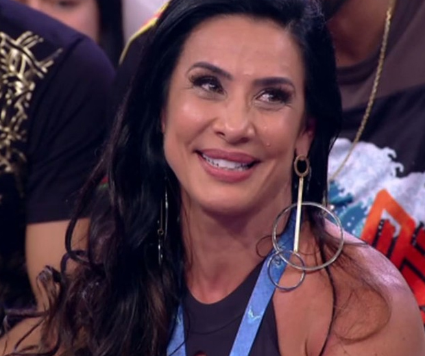 Scheila Carvalho (Foto: Reprodução)