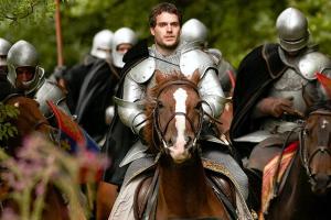 O ator Henry Cavill na terceira temporada de The Tudors (Foto: Divulgação/Showtime)
