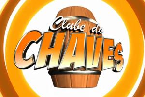 """Logo do """"Clube do Chaves"""" (Foto: Reprodução/SBT)"""