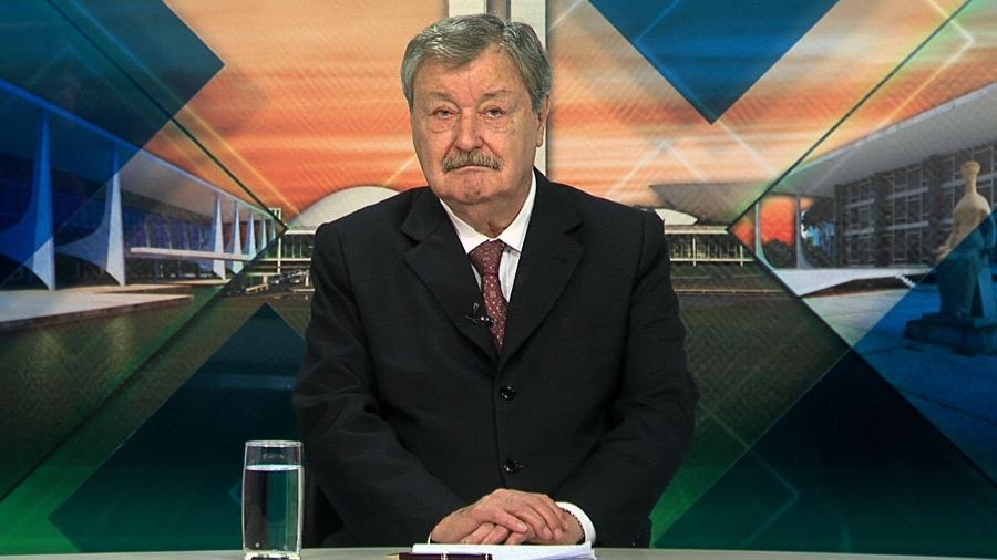 Morre o jornalista, professor e advogado Carlos Chagas