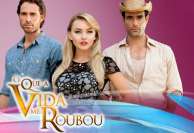Acompanhe o resumo da novela O Que a Vida Me Roubou (Foto: Divulgação/SBT)