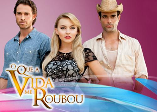"""""""O Que A Vida Me Roubou"""" (Foto: Reprodução)"""