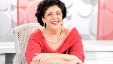 """Leda Nagle comanda o """"Sem Censura"""" desde 1996. (Foto: Divulgação)"""
