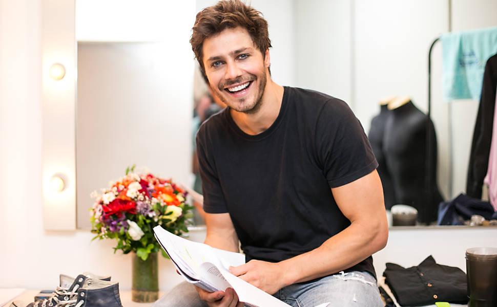 O ator André Bankoff (Foto: Divulgação)