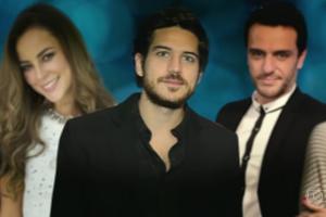 """Paolla Oliveira, Marco Pigossi e Rodrigo Lombardi, protagonistas de """"Força do Querer"""" (Foto: Reprodução/Globo)"""