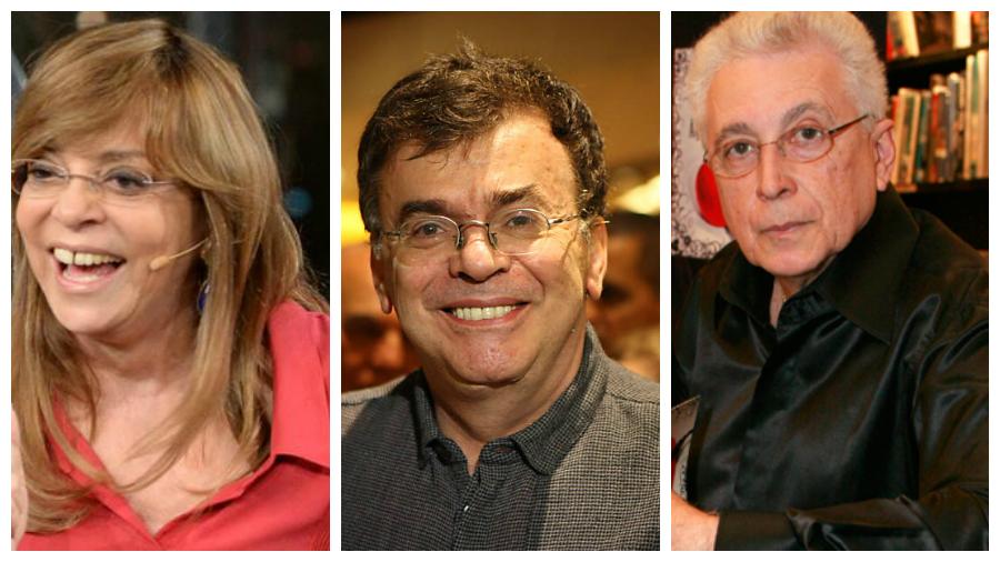 Globo escala timão de autores para salvar horário das 21h (Foto montagem: TVFOCO)
