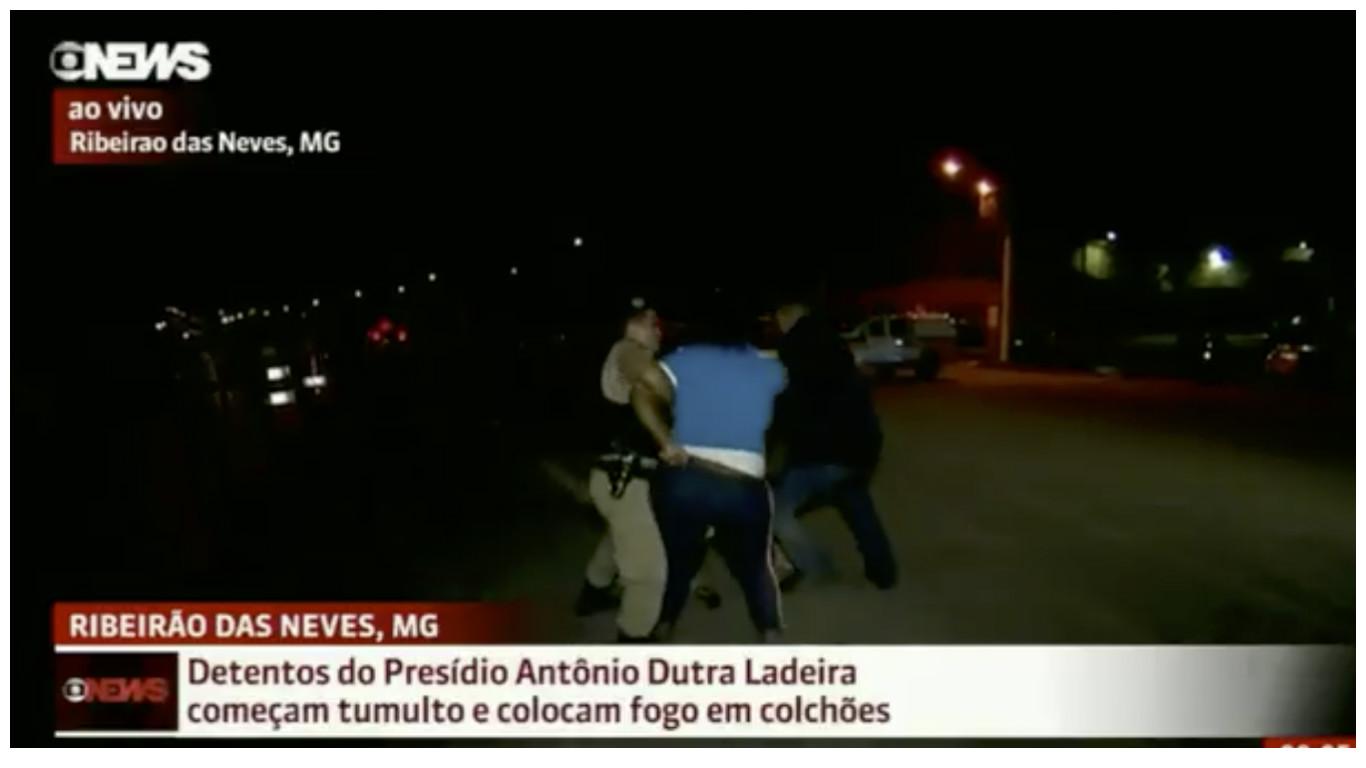 Repórter da Globonews é agredida por, supostamente, ter mentido