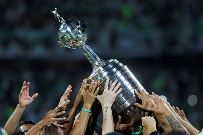 Libertadores é a principal competição de clubes em âmbito continental (Foto: Divulgação)