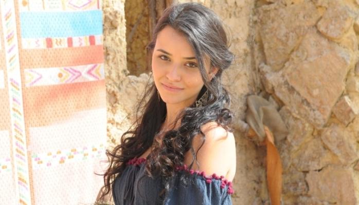 Talita Younan. Foto: divulgação/Record TV.