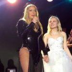 Mariah chamou a noiva ao palco / Divulgação/Instagram