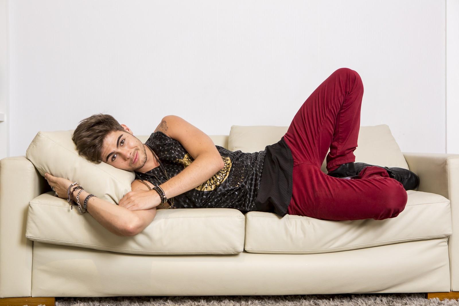Rafael Vitti vive rotina pra lá de intensa e ainda arruma tempo para cuidar da casa (Foto Gshow)