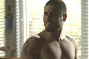 Daniel Rocha. Foto do site da O TV Foco que mostra Daniel Rocha perde 9kg em 1 mês para papel na TV veja o resultado